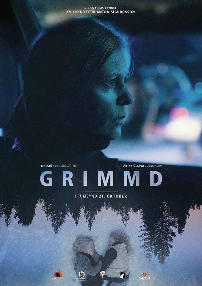 Grimmd poster